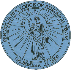 Pennsylvania Lodge of Research Logo