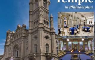 Tour your Masonic Temple in Philadelphia