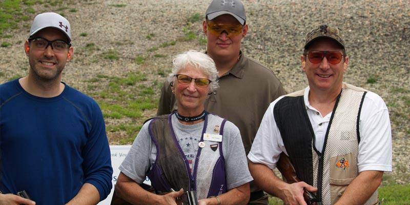 Lehigh Valley Sporting Clay Event 2018 Winners