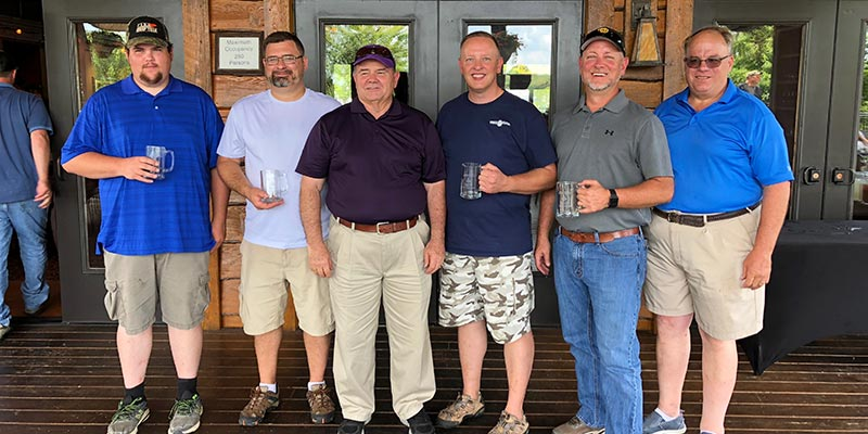 Seven Springs Sporting Clay Event 2018 Winners