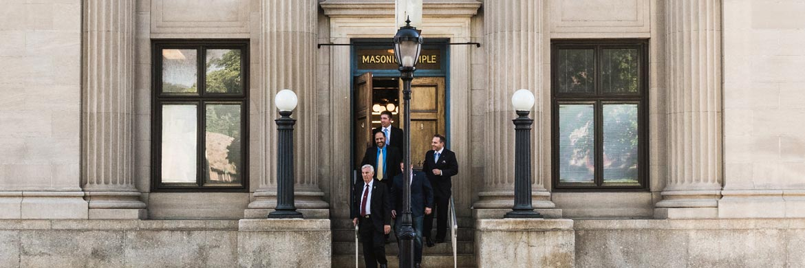 Search for a Masonic Lodge in Pennsylvania