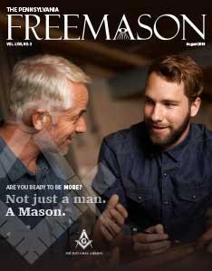 The Pennsylvania Freemason - August 2019