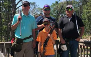 2nd Annual Masonic Charities Sporting Clays