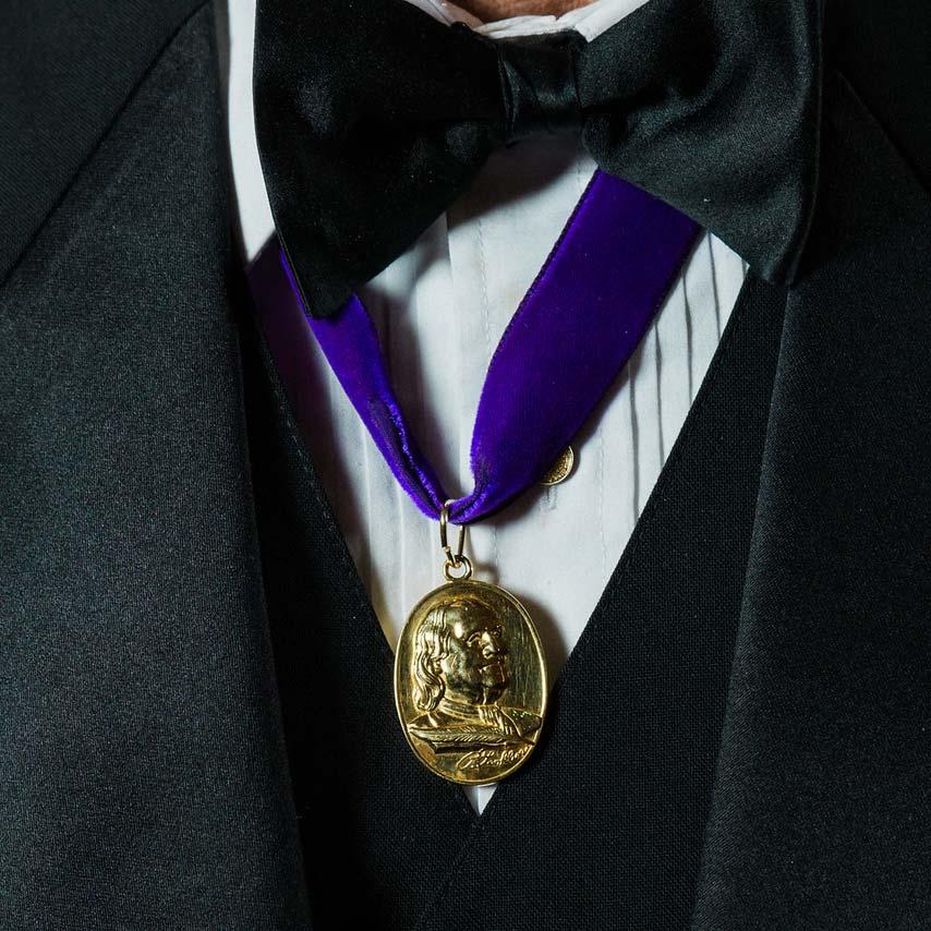 Benjamin Franklin Medal