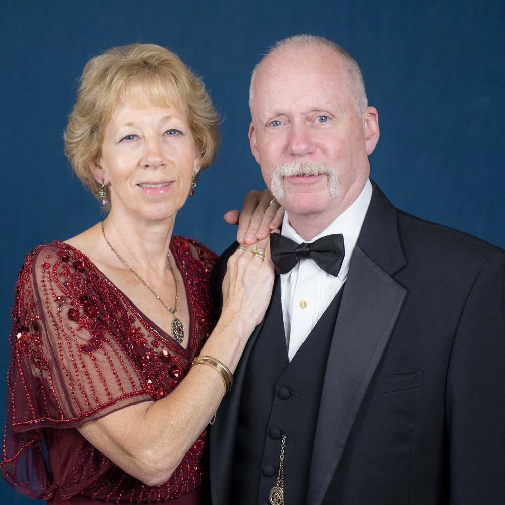 Mr. and Mrs. Gamon