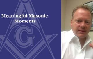 D. Todd Ballenger, District Deputy Grand Master, 55th Masonic District