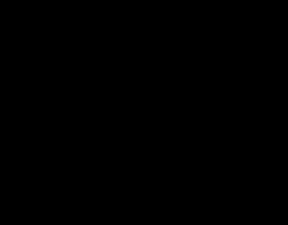 Pennsylvania Freemasonry Logo - Square and Compass - Black Transparent