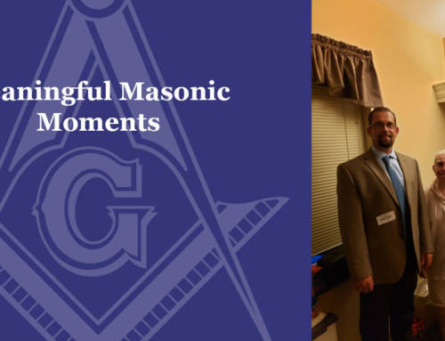 Masonic Mentor and Fraternal Friend