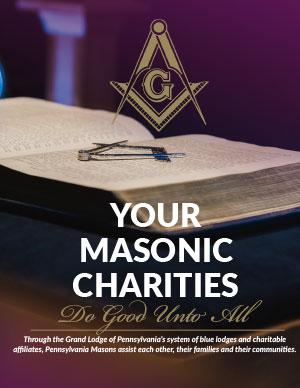 Masonic Charities Outreach Brochure