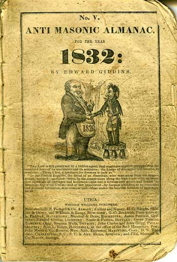 Anto Masonic Almanac